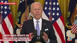 Biden Announces New Covid Vaccine Incentives, Mandates For Federal Worker