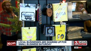 Local businesses gearing up for small business Saturday