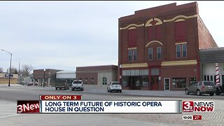 Long Term Future of Historic Opera House In Question