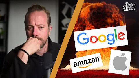 Why You Should Be SERIOUSLY WORRIED About Big Tech w/ Brian Holdsworth