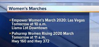 Women's March 2020 in Las Vegas