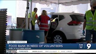 The backbone of the Community Food Bank of Southern Arizona