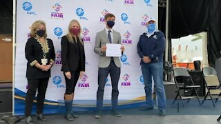 South Florida Fair awards scholarships