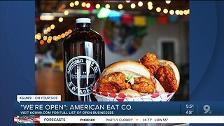 American Eat Company offers to-go options