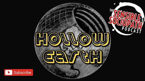 Ep 097: Hollow Earth Cospiracy, Paranoid Schizophrenia, Psychedelic Warrior, Lights in the Sky