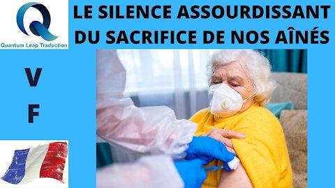 LE SILENCE ASSOURDISSANT DU SACRIFICE DE NOS AÎNÉS