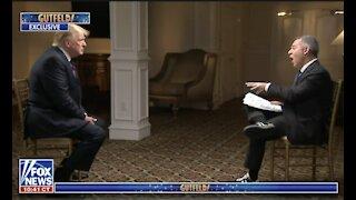 Greg Gutfeld Donald Trump Interview (part 1 and 2)