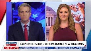 The Babylon Bee's Big Victory