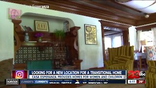 Casa Esperanza looking for a new location for transitional home