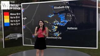 3d Storm Surge Video