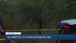 Grand jury indicts six in connection to Noelvin case