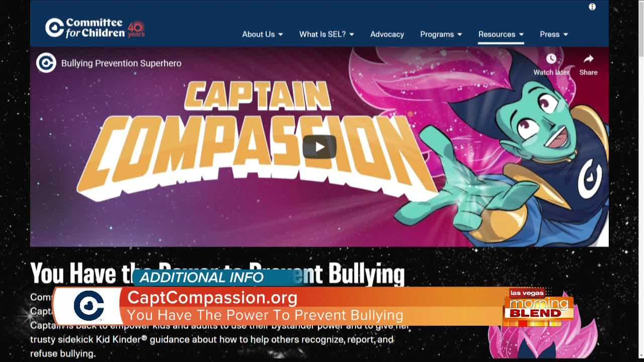 Stand Up Against Bullying!