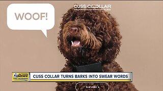 Cuss collar turns barks into swear words