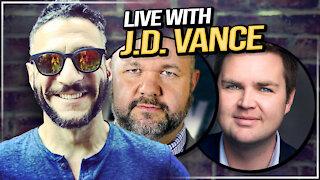 Sidebar with J.D. Vance - Viva & Barnes LIVE