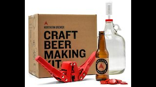 Northern Brewer Caribou Slobber 1 Gallon Kit Unboxing