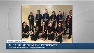 The future of school music programs in metro Detroit