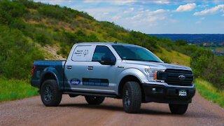 Special Olympics Colorado raffling off a Ford Truck