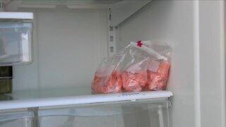 Buffalo woman starts a community fridge for those in need