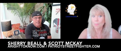 ARTK#201: United We Win! Sherry Beall & Scott McKay, Patriot Streetfighter Tour Updates!
