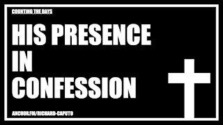 HIS Presence in Confession