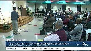 test dig planned for mass graves search