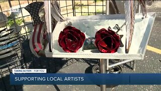 Supporting Local Artists