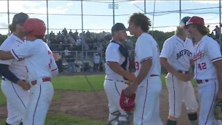 Bay port holds on to beat Kimberly, clinching baseball tournament ticket