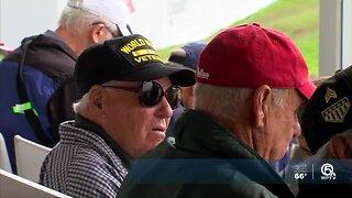 Military Appreciation Day at Honda Classic