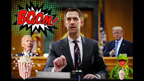 EPIC! Sen. Tom Cotton Drops MOAB On Dem's Hypocrisy and Crooked Soros Attorneys!