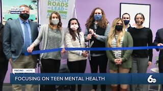 Teen mental health program expands to Boise