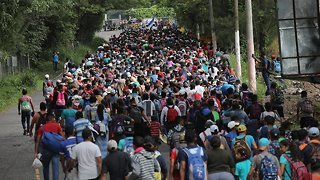 Trump Threatens To Cut Aid To Central American Countries Over Caravan