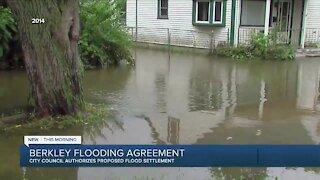 Berkley City Council authorizes proposed flood settlement