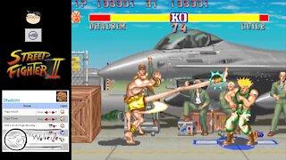 (MAME) Street Fighter 2 - 08 - Dhalsim