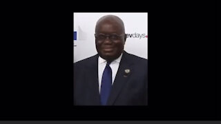 President of Ghana Covid news