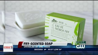 Del Taco's new soap will make you smell like French fries