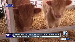 South Florida Fair opens Friday in Palm Beach County!