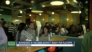"""Punch Bowl Social in the """"Deer District"""" hosting watch party for playoffs"""