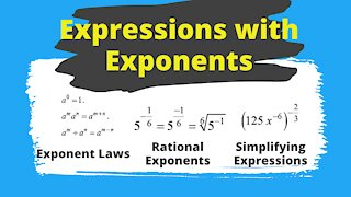 Simplifying expressions with exponents - IntoMath