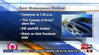 Kern Shakespeare Festival goes virtual