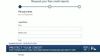 Problem Solvers: Protect Your Credit in 2021