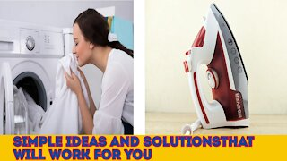 Simple ideas and solutions that will work for you
