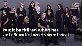 L'Oreal's Muslim Muslim Model Campaign Backfires Badly