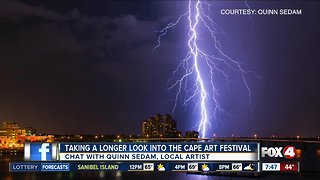 Getting an in-depth look at the Cape Coral Art Festival