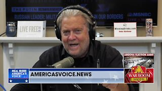 MUST WATCH NOW: Steve Bannon Skewers Crooked Wall Street Thieves and Gangster Banksters