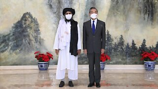 Chinese Foreign Minister Meets With Taliban Leaders