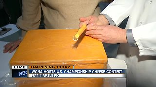 Cheese competition evaluation