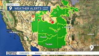 Flash Flood Watch still in effect