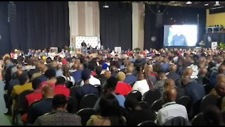 SOUTH AFRICA - Pretoria - State of the Province address - Video (j67)