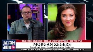Morgan Zegers April 16, 2020
