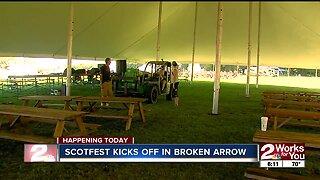 Scotfest kicks off in Broken Arrow